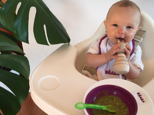 A Guide to Starting Solid Foods