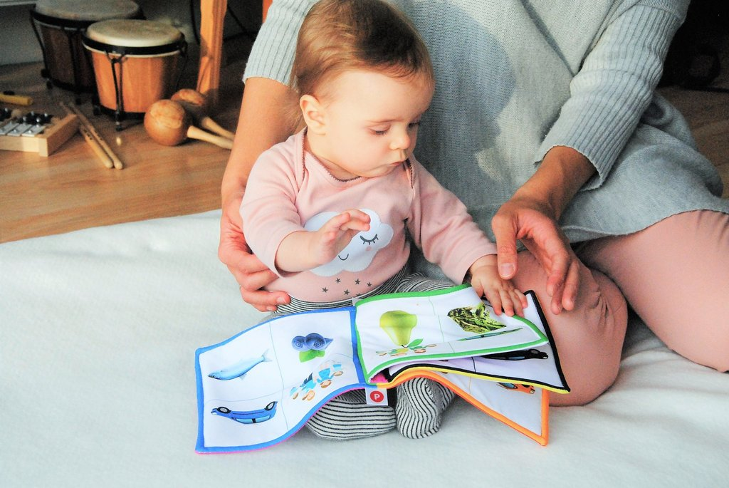 Why reading to your baby will help their development