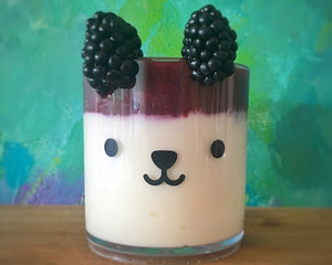 Yoghurt with Berry Compote