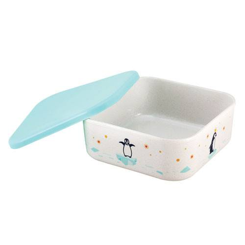 Iceberg bamboo lunch box