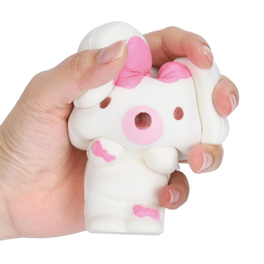 Cute Lotion Scented Rabbit Squishy