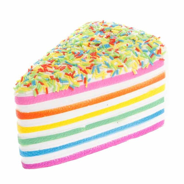 Cake With Sprinkles Squishy