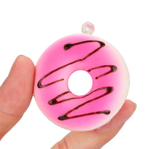 Cute Donut Squishy (Random Color)