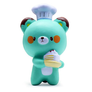 Chef Panda Squishy