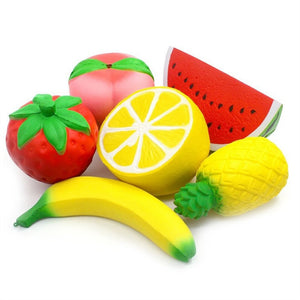 Fruit Collection (6 pieces)