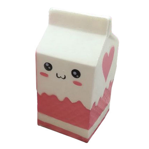 Cute Milk Carton Squishy