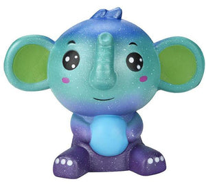 Cute Galaxy Elephant (scented)