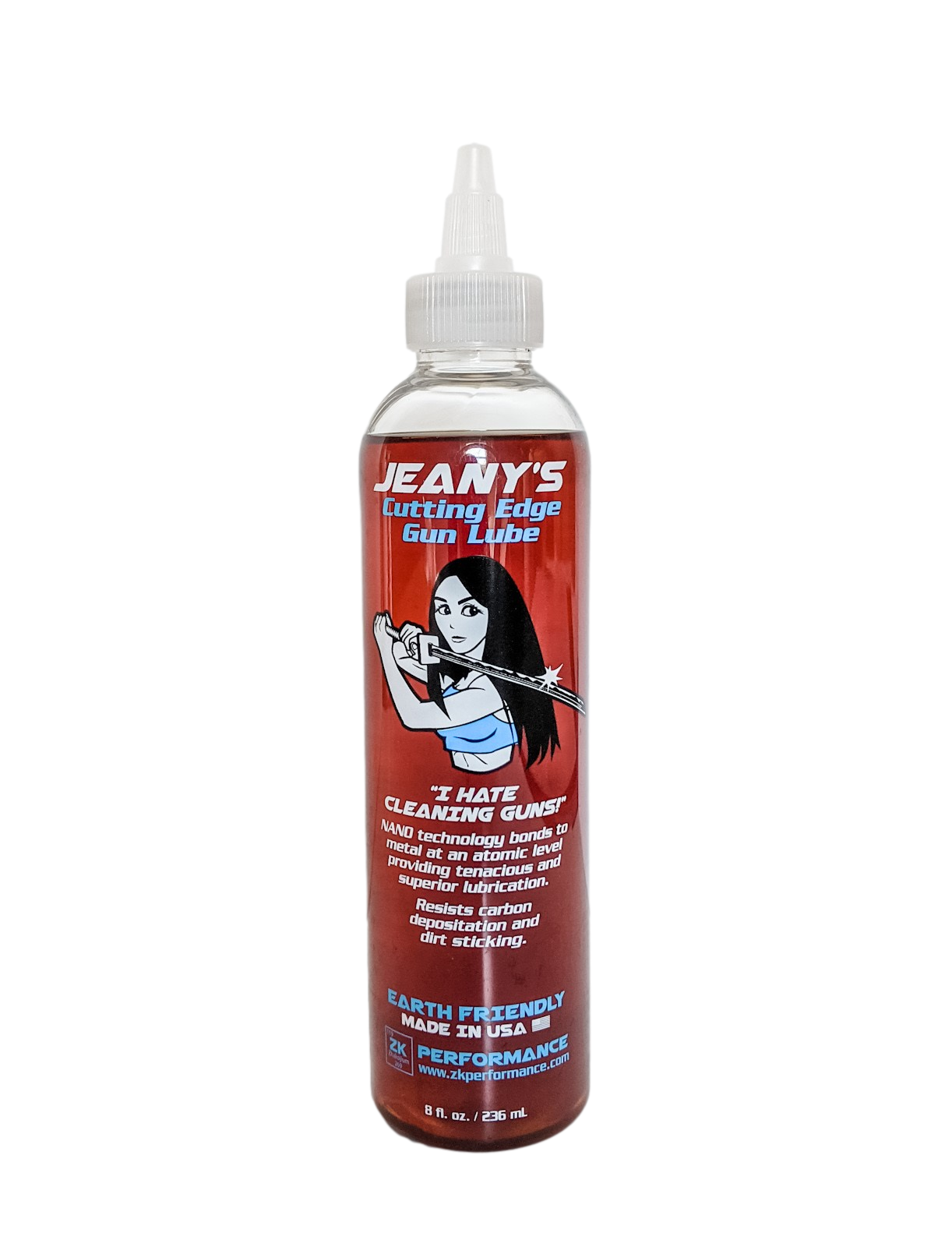 Jeany's Cutting Edge Gun Lube 8oz