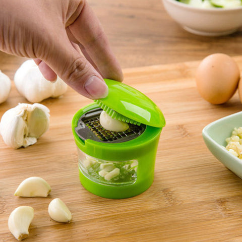Garlic Press Chopper