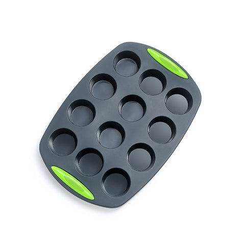 Image of Silicone Baking Pans Set of 3