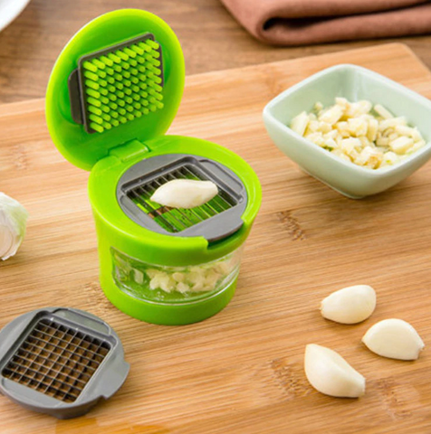 Image of Garlic Press Chopper