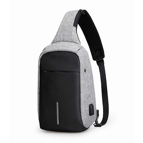Ultimate Anti-Theft and Water Repellent Shoulder Bag
