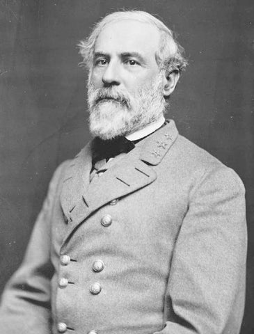 Robert E Lee Photograph