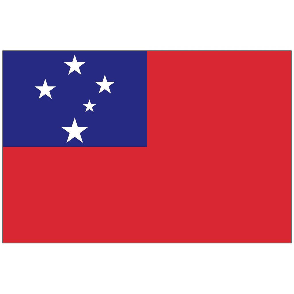 Samoa Flag 3x5 ft. Economical