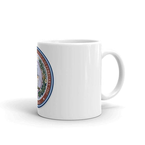 Image of Ultimate Flags 11oz Deo Vindice Seal Mug