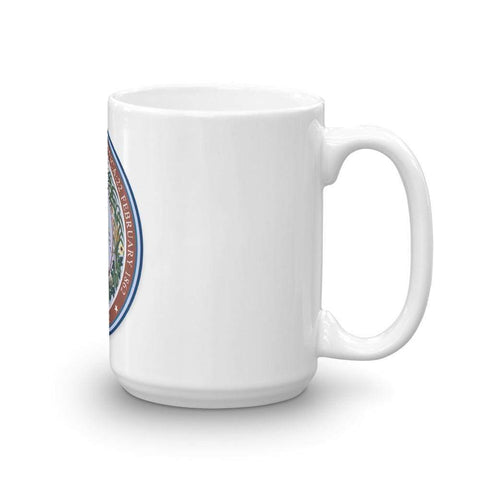Image of Ultimate Flags 15oz Deo Vindice Seal Mug
