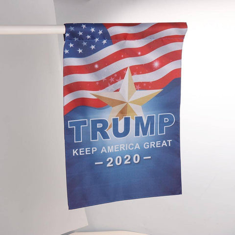 12X18 Inch Donald Trump Garden Flag Keep America Home &
