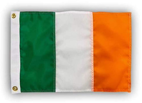 Ireland Flag Sewn Made in USA