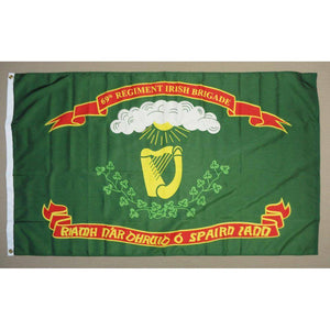 69th New York Regiment Irish Flag 3 X 5 ft. Standard