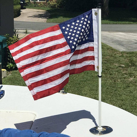 Image of 3ft fishing rod holder flag pole