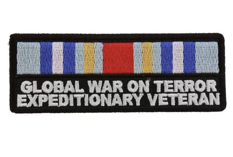 Global War on Terror Expeditionary Patch