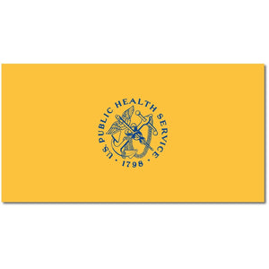 US Public Health Services Flag Made in USA all sizes