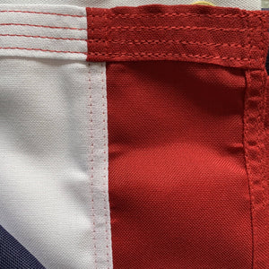 American Flag Commercial 2 ply Poly Made in USA For flag pole