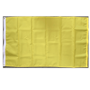 Quarantine Flag - Self Quarantine Flag Made in USA