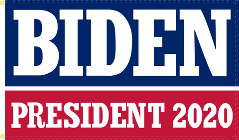 President Biden 2020 Flag Outdoor Made in USA