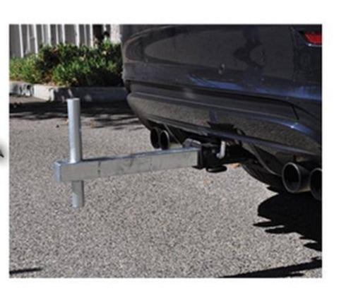 Image of Flag Tow Hitch Pole Holder Bracket