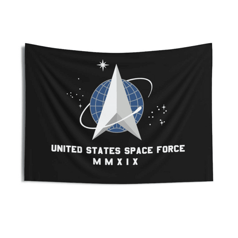 Image of US Space Force Flag Economical
