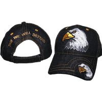 vendor-unknown Additional Flags Eagle Defend Cap