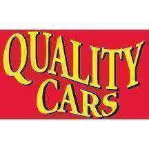 vendor-unknown Advertising Flags Red Quality Cars Slogan Flag 3 X 5 ft. Standard