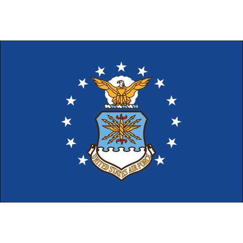 Image of Air Force Flag Outdoor Commercial Nylon Made in USA