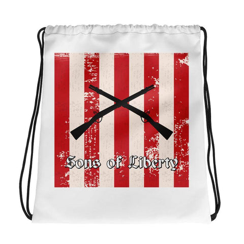 Sons of Liberty Drawstring bag