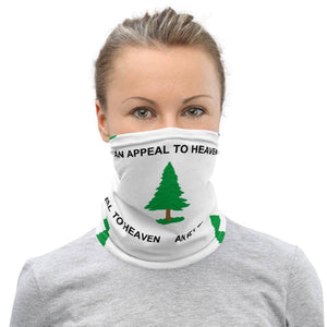 An Appeal To Heaven Neck Gaiter