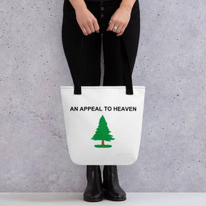 An Appeal to Heaven Tote bag