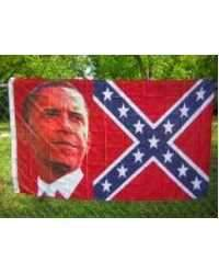 Rebel Obama New Flag 3 X 5 ft. Standard