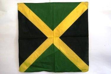 vendor-unknown Country & National Flags Jamaica Bandana