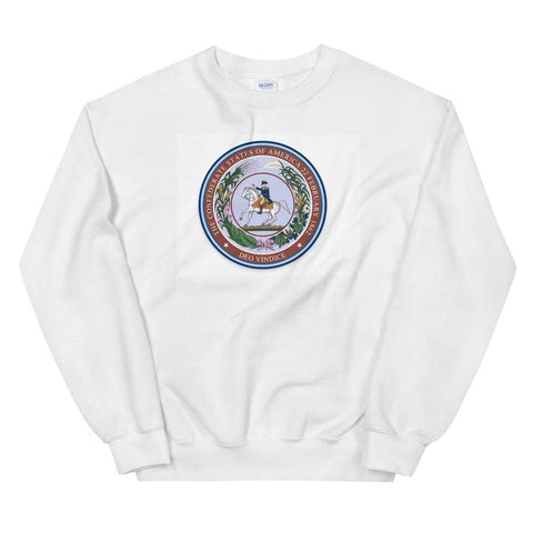 Image of Ultimate Flags Deb Vindice Seal Unisex Sweatshirt