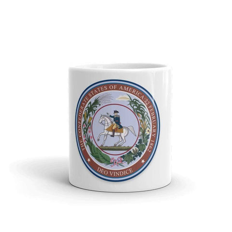 Image of Ultimate Flags Deo Vindice Seal Mug