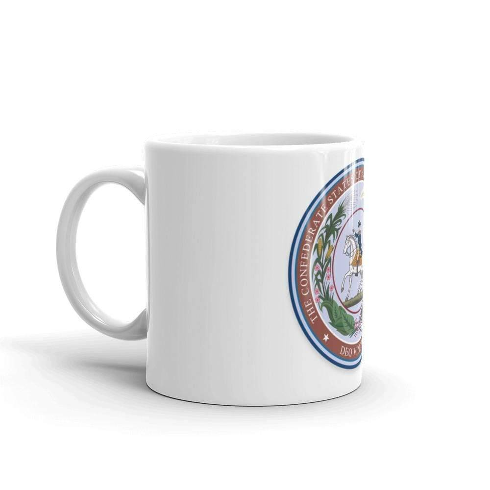 Ultimate Flags Deo Vindice Seal Mug