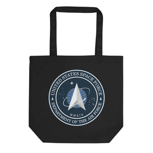 United States Space Force Eco Tote Bag
