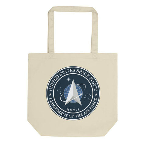 Image of United States Space Force Eco Tote Bag