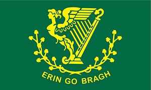Erin Go Bragh Flag - Made in USA