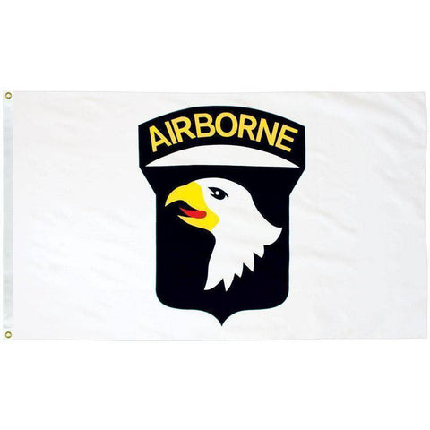 Collins/Eder Flag 101st Airborne 3 x 5 E-Poly Flag