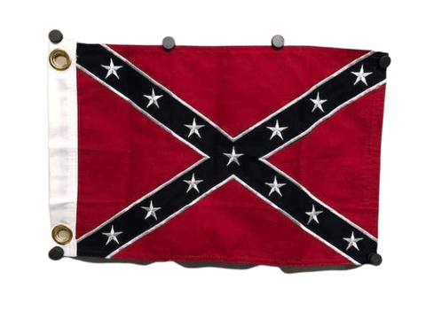 Image of RU Flag 12 x 18 inch With Grommets Rebel Cotton Flag