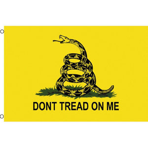 Gadsden Flag - Dont Tread On Me Standard 3X5