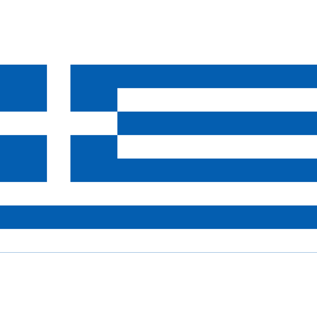 vendor-unknown Flag 3x5 Greece Flag - 3 X 5 ft. Standard
