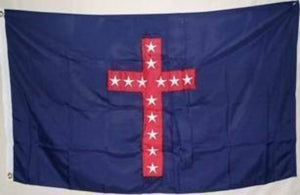 vendor-unknown Flag 4th Kentucky Regiment Flag -  Orphan Brigade - Double Nylon Embroidered - 3 x 5 ft.